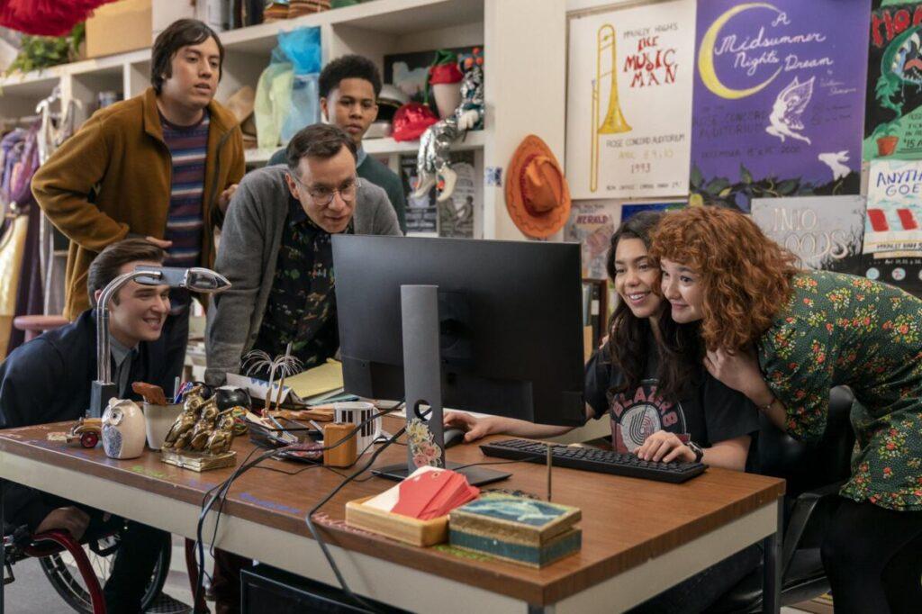 Quase uma Rockstar   Drama adolescente da Netflix ganha imagens oficiais; Confira