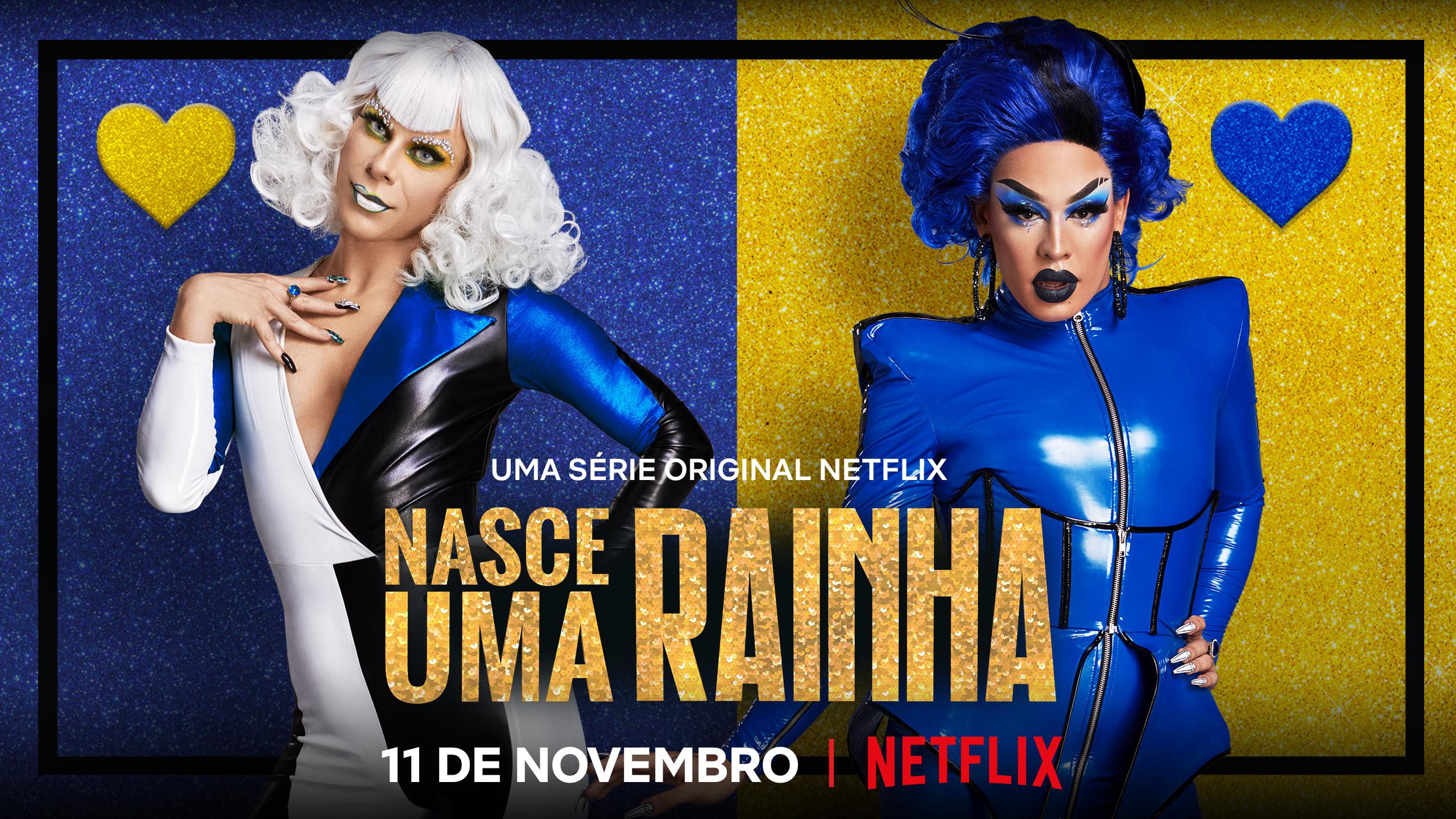 Nasce Uma Rainha | Reality show com Gloria Groove ganha data de estreia; Confira!