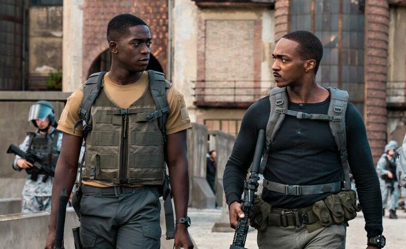 Zona de Combate | filme da Netflix ganha trailer completo