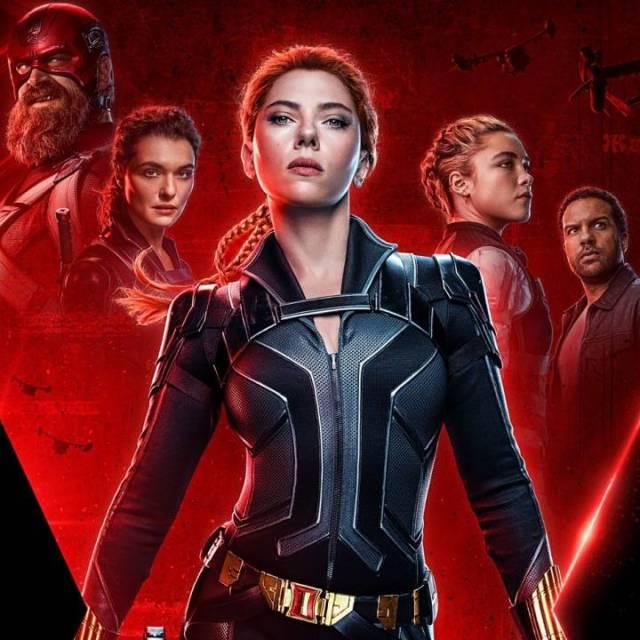 Viúva Negra e as novas heroínas da Marvel