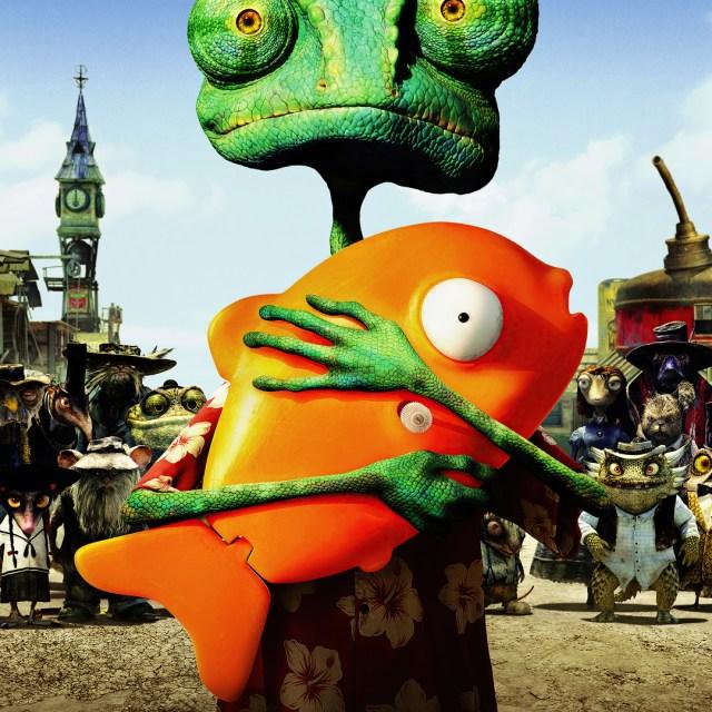 Rango – O MELHOR filme da Nickelodeon
