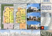 Floor Plans - Cedre Villas Silicon Oasis by Dubai Silicon ...