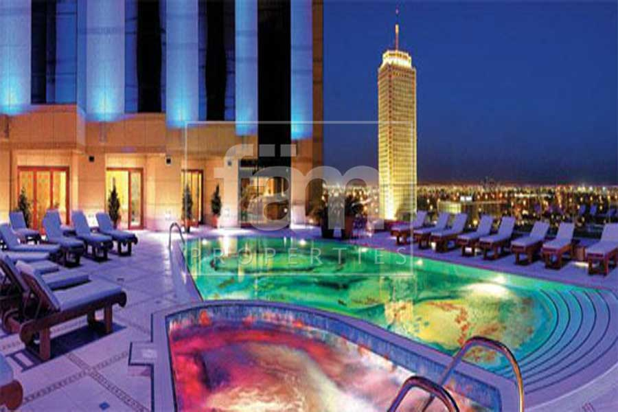 The Fairmont Hotel  Sheikh Zayed Road Properties For Sale
