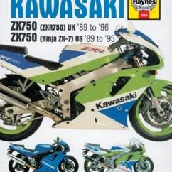 Kawasaki Klf220 Wiring Diagram Ceiling Fan With Light Kit Bayou Klf250 1988 2011 By Penton Staff Zx750 Ninjas 2x7 And Zxr 750