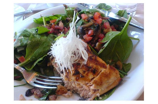 Foodista  Recipes Cooking Tips and Food News  Chum Salmon