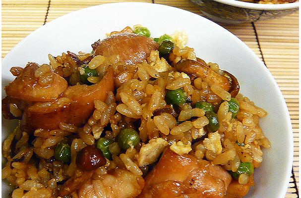 Foodista  Recipes Cooking Tips and Food News  Teriyaki Chicken Fried Rice
