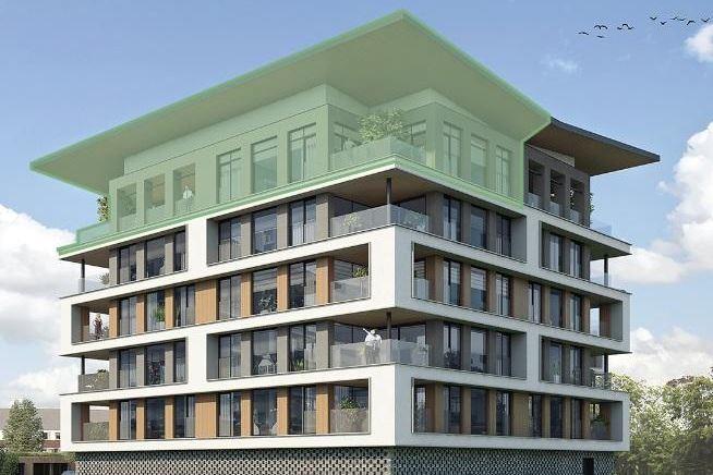 Appartement te koop De Clercqstraat Bouwnr 14 7203