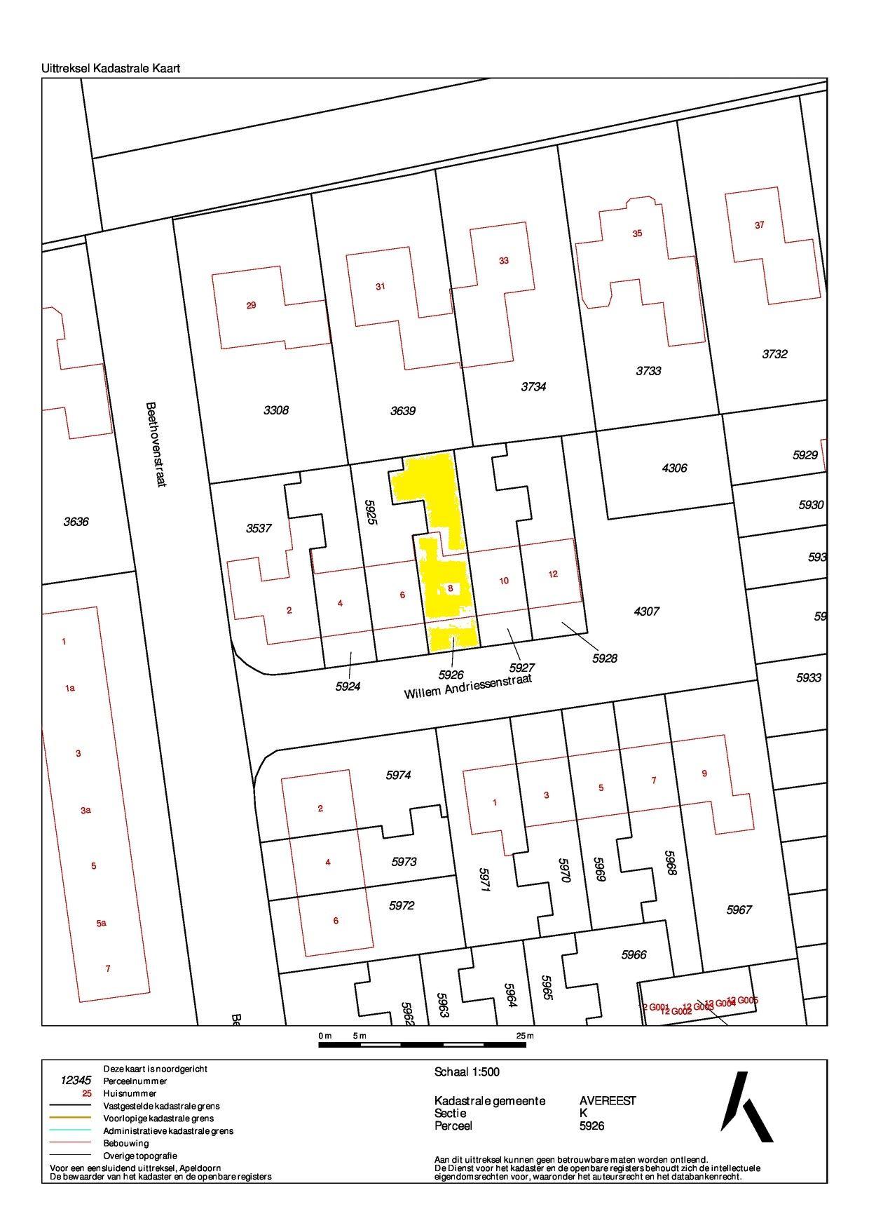 Huis te koop: Willem Andriessenstraat 8 7701 TC