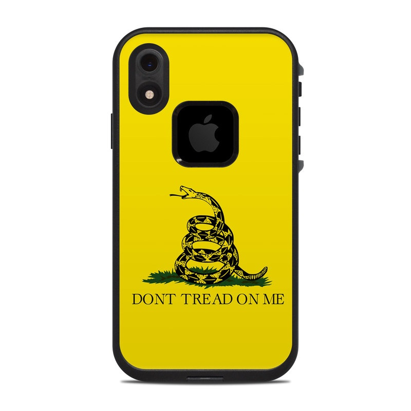 gadsden flag lifeproof iphone