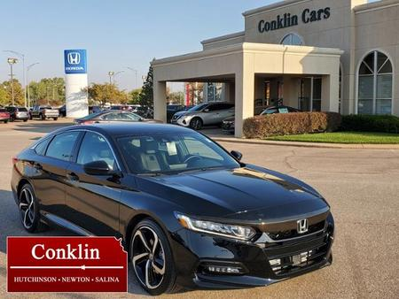 If you're looking for new hondas, the dealer locator on the main company website is a place you can begin your search. Honda Accord 2020 Honda Accord Sport Used The Parking