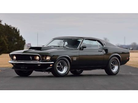 · oct 08, 2021 · mecum las vegas (2021) lot #f51. Ford Mustang Ford Mustang Boss 429 Fastback 1969 Usa Gielda Klasykow Used The Parking
