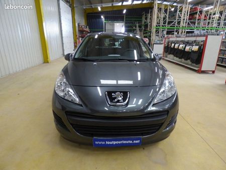 Peugeot 207 France Hdi70 D Occasion Recherche De Voiture D Occasion Le Parking