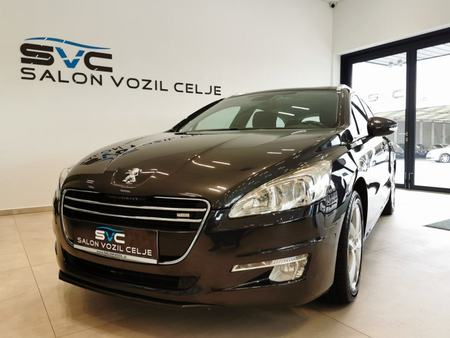 Peugeot 508 Slovenia Used Search For Your Used Car On The Parking