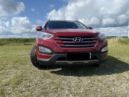 For the first time, some of the 2021 santa fe models are now hybrids. Hyundai Santa Fe Germany Used Search For Your Used Car On The Parking