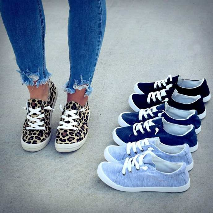 Comfort Slip-On Sneakers