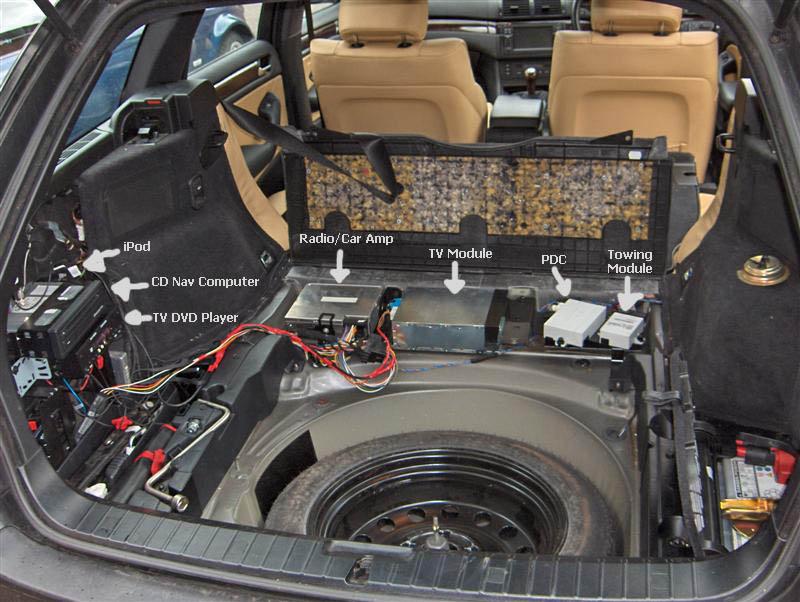 2002 bmw 325i stereo wiring diagram burglar alarm circuit simple bimmerportal.nl - online forum • toon onderwerp waar zit de tuner van een 16:9 navigatie ...