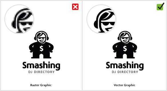 10 Common Mistakes In Logo Design — Smashing Magazine