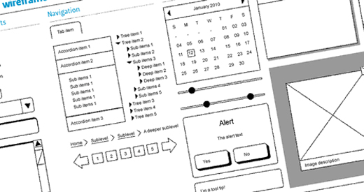 Free Wireframing Kits, UI Design Kits, PDFs and Resources
