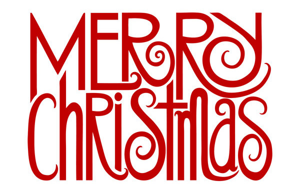Merry Christmas Spectacular Holiday Typography Smashing
