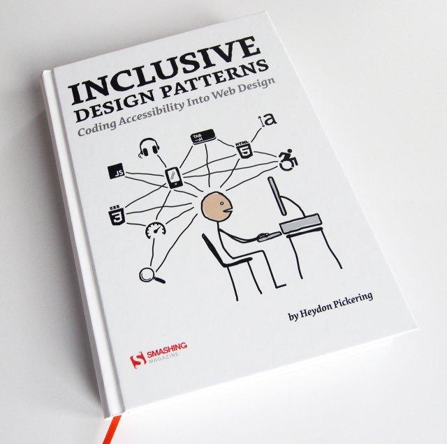 """Résultat de recherche d'images pour """"Inclusive Design Patterns"""""""