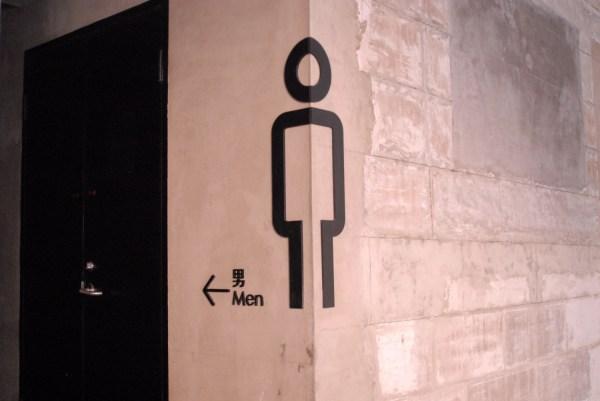 Bathroom Sign Designs