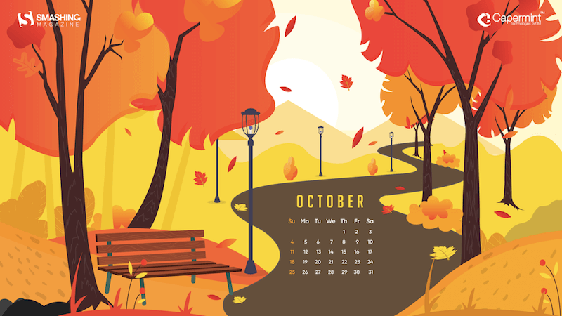 Beautiful Autumn Is Calling