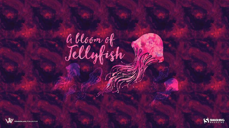 Une fleur de méduses