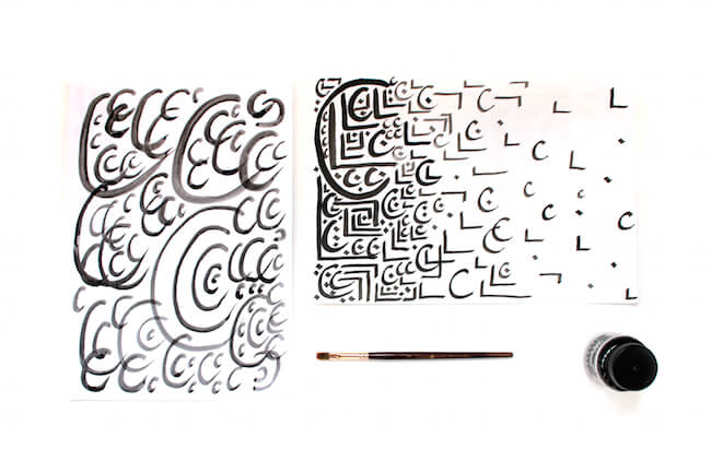 Calligraphy Art: Getting Started And Lessons Learned