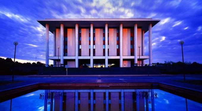 Image courtesy of ACT Tourism