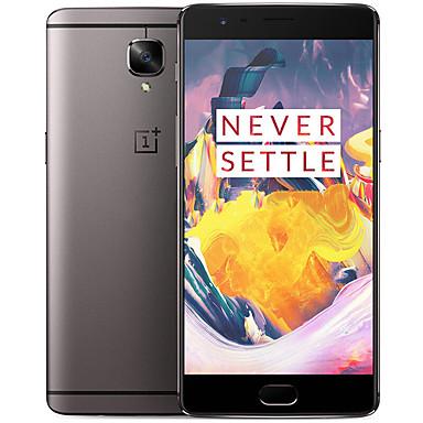"Oneplus 3T 6GB + 128 GB 5.5 "" Android 6.0 4G Smartphone (Dual SIM Quad Core 16MP 6GB + 128 GB Grey Gold)"