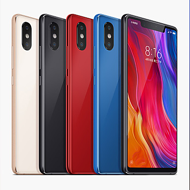 "Xiaomi Mi8 SE(English only) 5.88 pulgada "" Smartphone 4G (6 GB + 64GB 5 mp / 12 mp Snapdragon 710 AIE 3120 mAh mAh)"