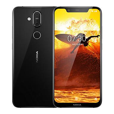 "NOKIA X7 6.18 inch "" 4G Smartphone ( 4GB + 64GB 12 mp / 13 mp Snapdragon 710 AIE 3500 mAh mAh )"