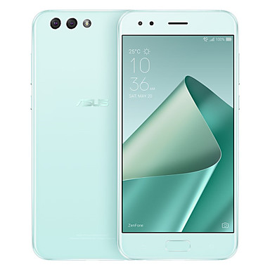 "ASUS ZENFONE 4 ZE554KL 5.5 inch "" 4G Smartphone (4GB + 64GB 8 mp / 12 mp Snapdragon 630 3300 mAh mAh) / 1920*1080"