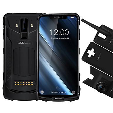 "DOOGEE S90 Super 6.18 inch "" 4G Smartphone / Cell Phone (6GB + 128GB 8 mp / 16 mp MediaTek MT6771 5050 mAh mAh) / Dual Camera"