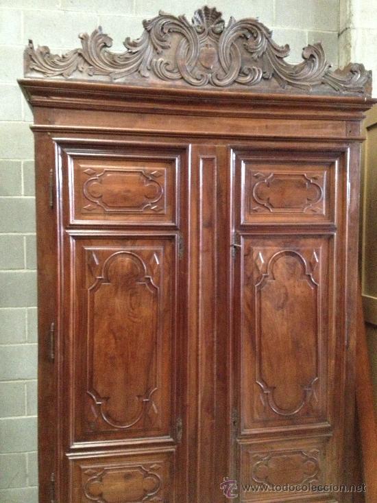 importante armario cataln del xviii barroco e  Comprar