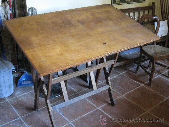 antigua mesa de dibujo o delineante  Comprar Mesas de