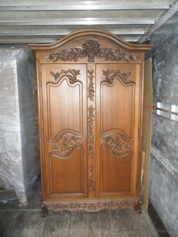 armario de 2 puertas madera maciza  Comprar Armarios
