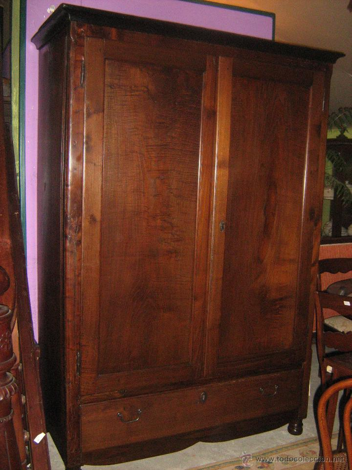 armario antiguo rstico gallego de castao  Comprar