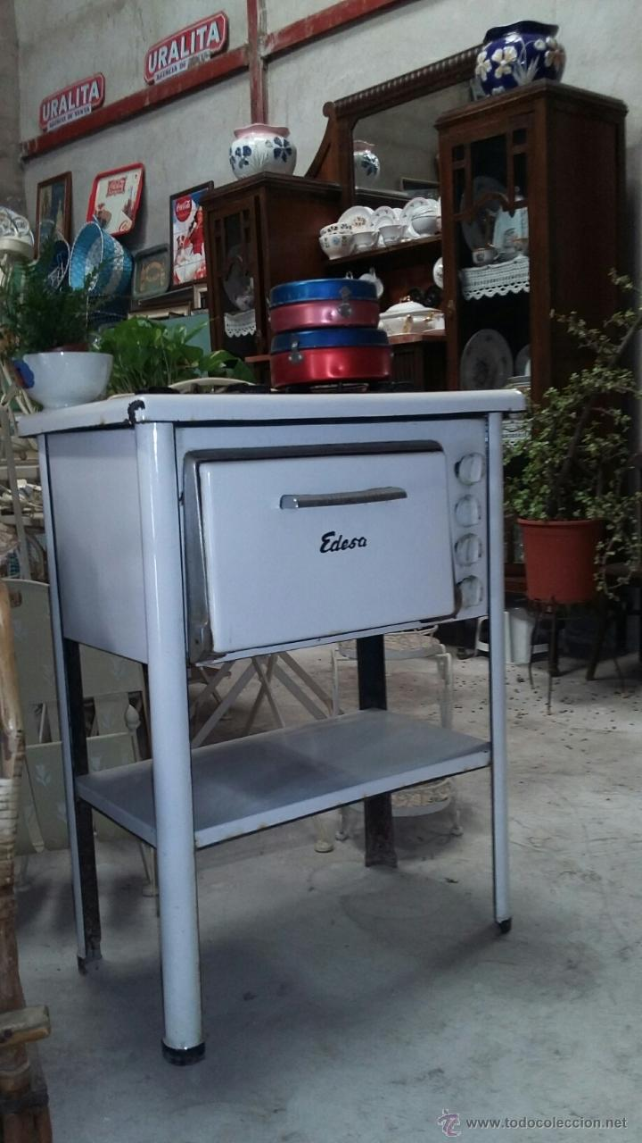 unica  cocina horno marca edesa  Comprar Utensilios del Hogar Antiguos en todocoleccion  52670044