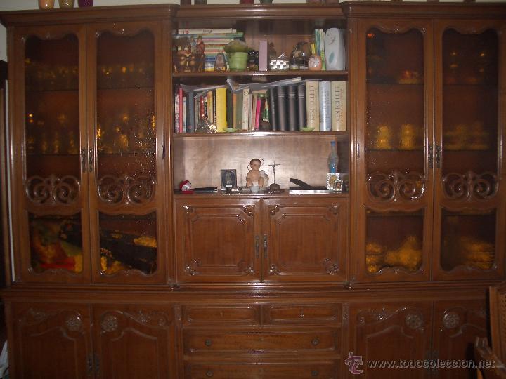 mueble saln  comedor estilo luis xvi  Comprar Vitrinas