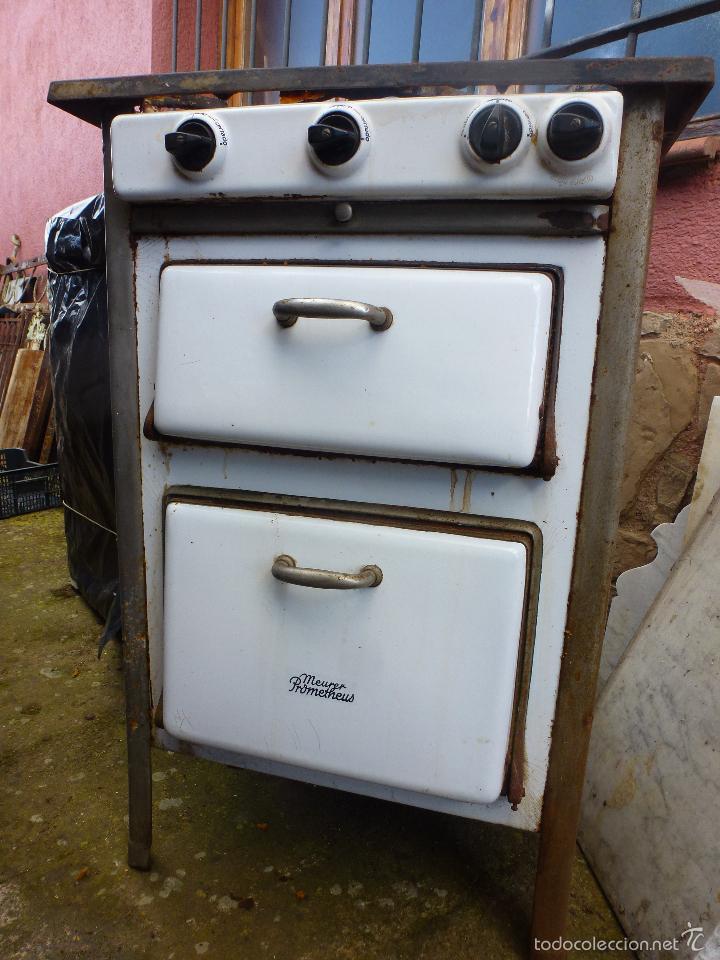 antigua cocina a gas marca meyer prometheus  Comprar