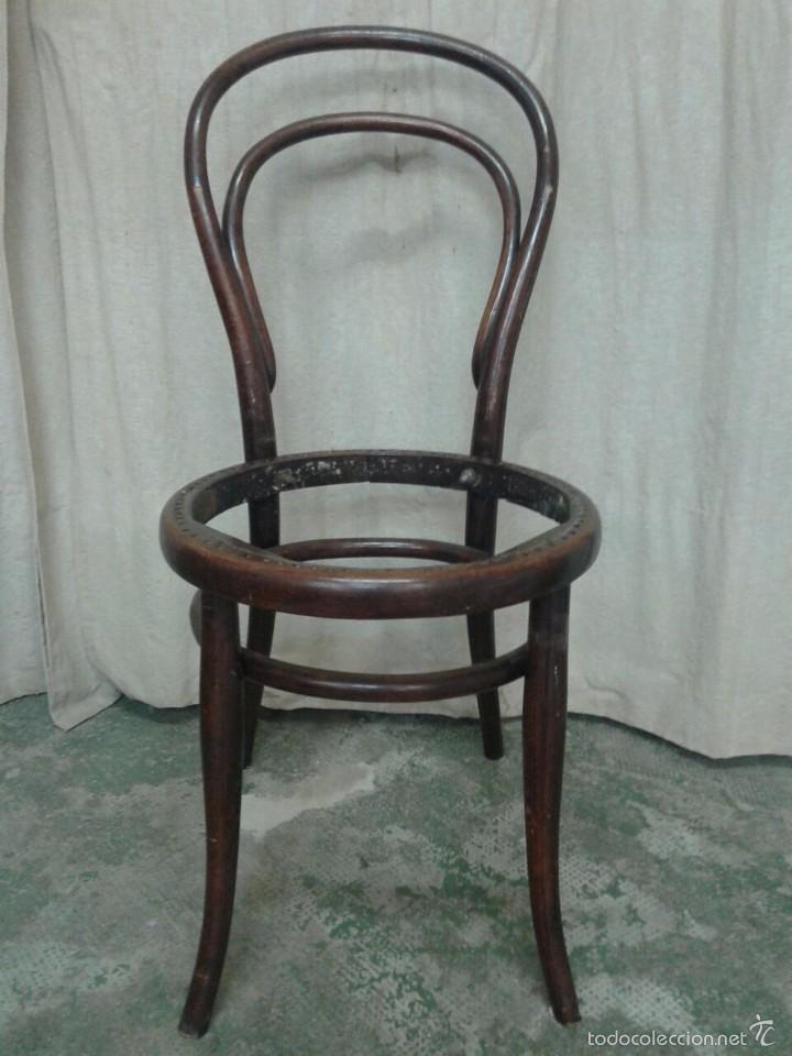 Silla thonet n 14 fabricacin de 1880 mueble  Vendido