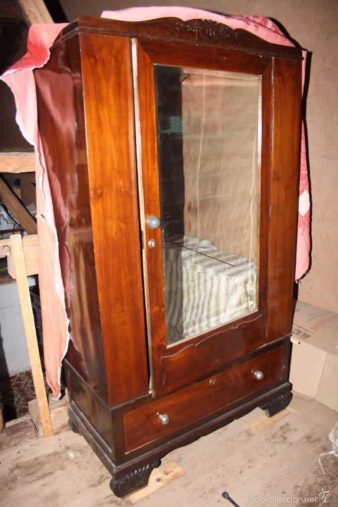 armario con espejo  Comprar Armarios Antiguos en