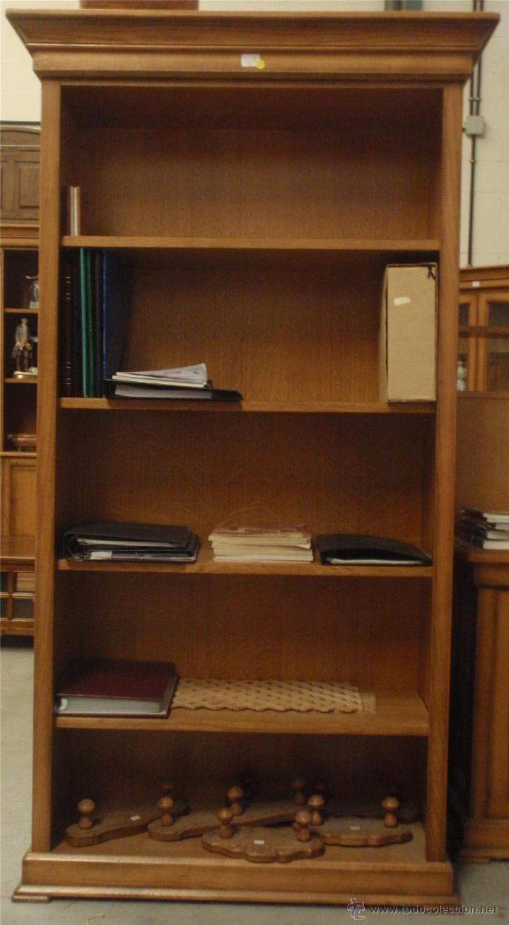 mueble librera de roble  Comprar Armarios Antiguos en