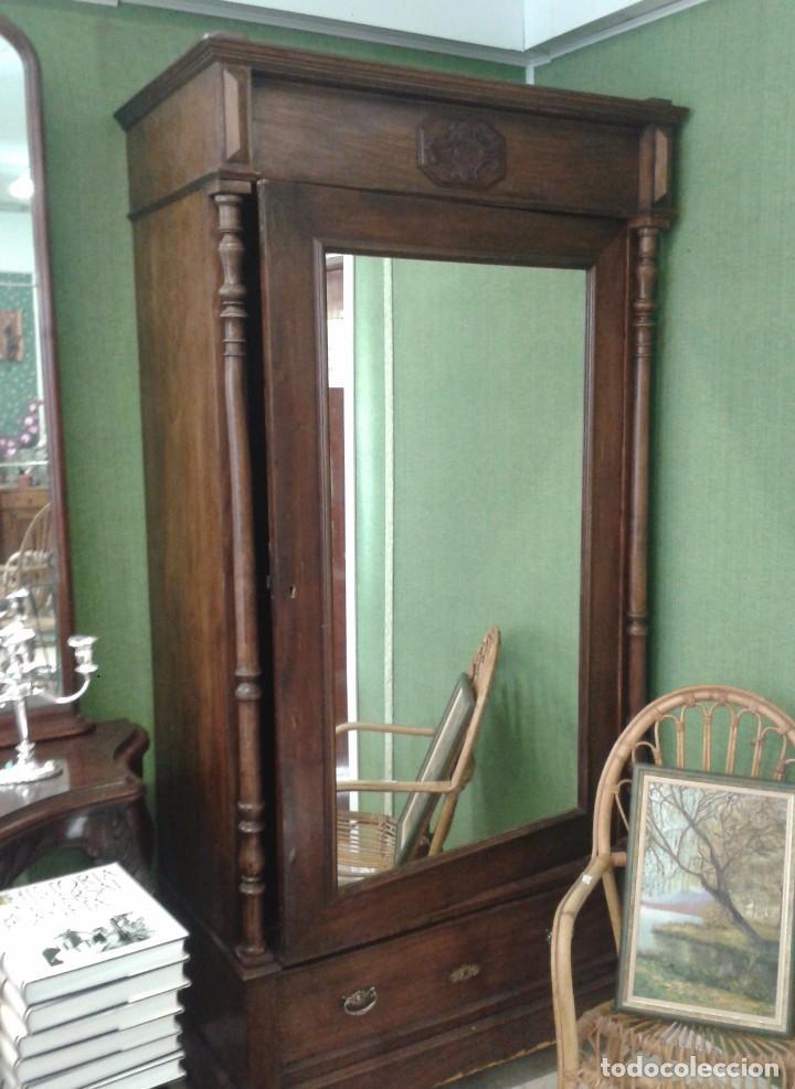 armario antiguo estilo alfonsino s xix mueble  Comprar