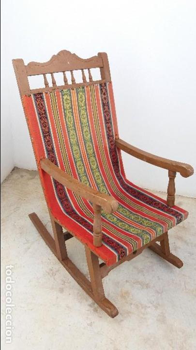Silla Mecedora Guatemala