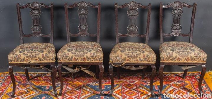 sillas victorianas  Comprar Sillas Antiguas en