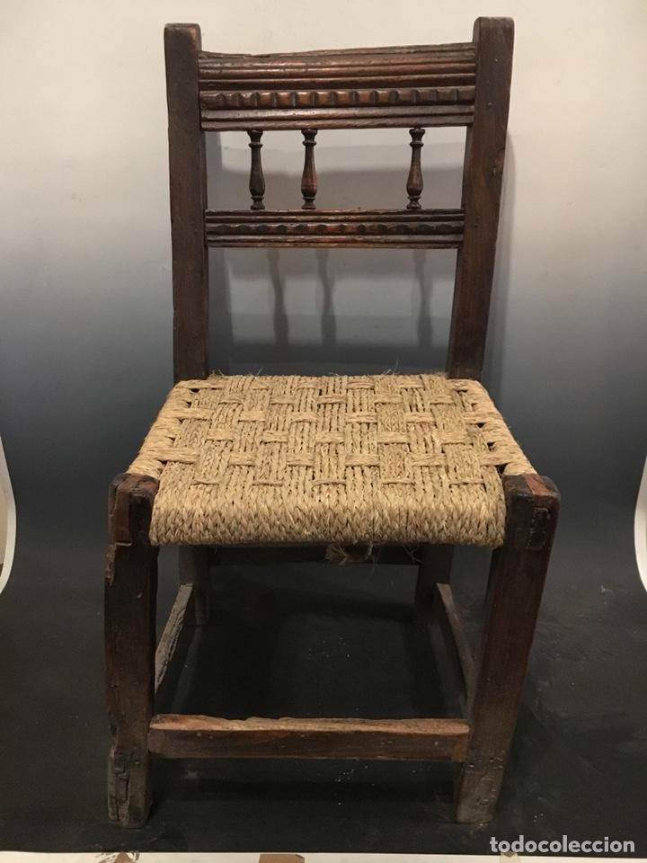 42 sillas de morera valencianas y aragonesas  Comprar