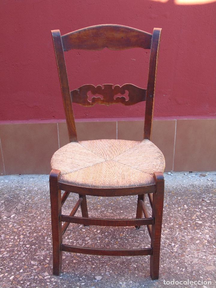 sillas de enea  Comprar Sillas Antiguas en todocoleccion