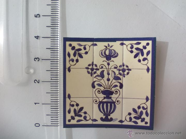 Mosaico azulejo o cenefa para decoracin de ca  Vendido